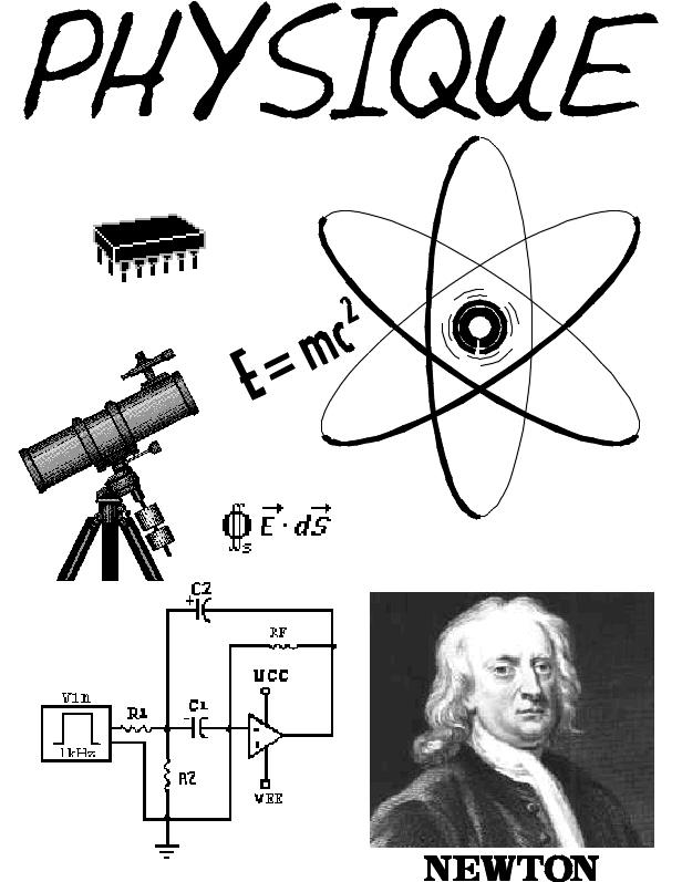 Tc science ,Cours Physique